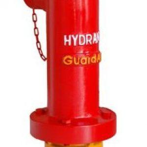 Fire Hydrant Pillar One Way GuardALL