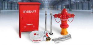 Fire Hydrant Beserta Komponennya