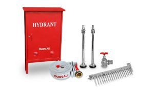 komponen hydrant box yang sering digunakan