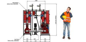 Cara Kerja Hydrant Pump Dalam Sistem Fire Hydrant