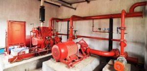 Cara Kerja Jockey Pump dalam Sistem Fire Hydrant