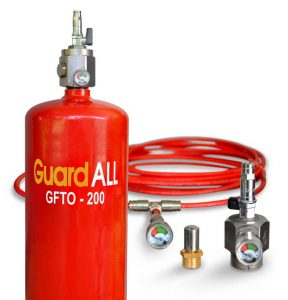 Manufacturing Central Java-2018 Fire Suppression