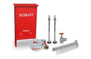 Cara Kerja Hydrant - Komponen Hydrant
