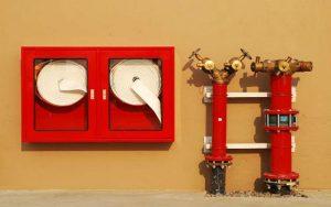 Hydrant Gedung - Fungsi
