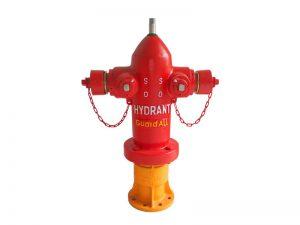 Hydrant Pillar dan Jenisnya - Hydrant Pillar Two Way