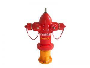 Aksesoris Hydrant - Hydrant Pillar