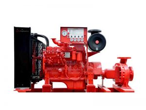Hydrant Pump - Electric Pump