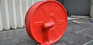 Hydrant Hose Reel - Hose Reel