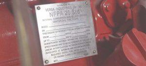 Agen Pompa Hydrant Jakarta - Pompa NFPA