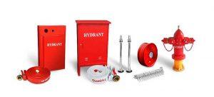 Pompa Hydrant Diesel Jakarta - Perlengkapan Hydrant