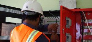 Hydrotest Pump di Jakarta - Hydroteset Standar NFPA