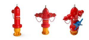 Hydrant Pillar GuardALL Jakarta - Hydrant Pillar Two Way GuardALL