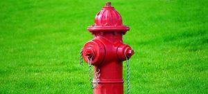 Hydrant Pillar Three Way