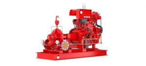 Jual Fire Pump SFFECO Diesel Segala Tipe
